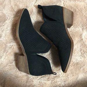 Women's BP black booties